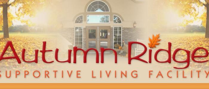 Autumn Ridge Supportive Living Facility
