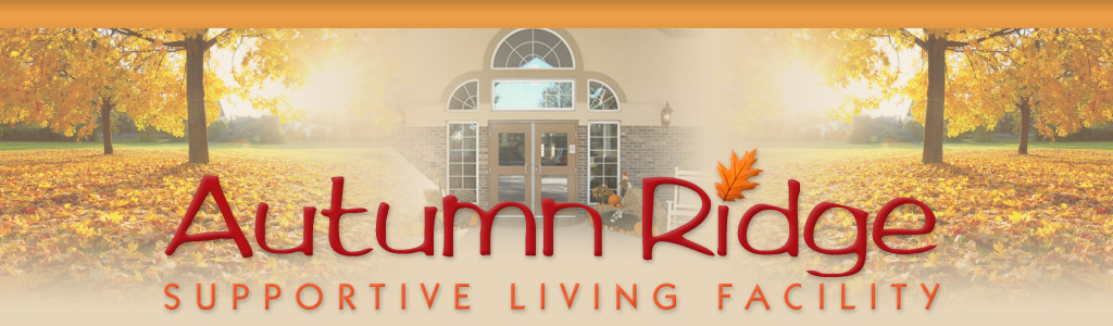 Autumn Ridge Supportive Living Facility